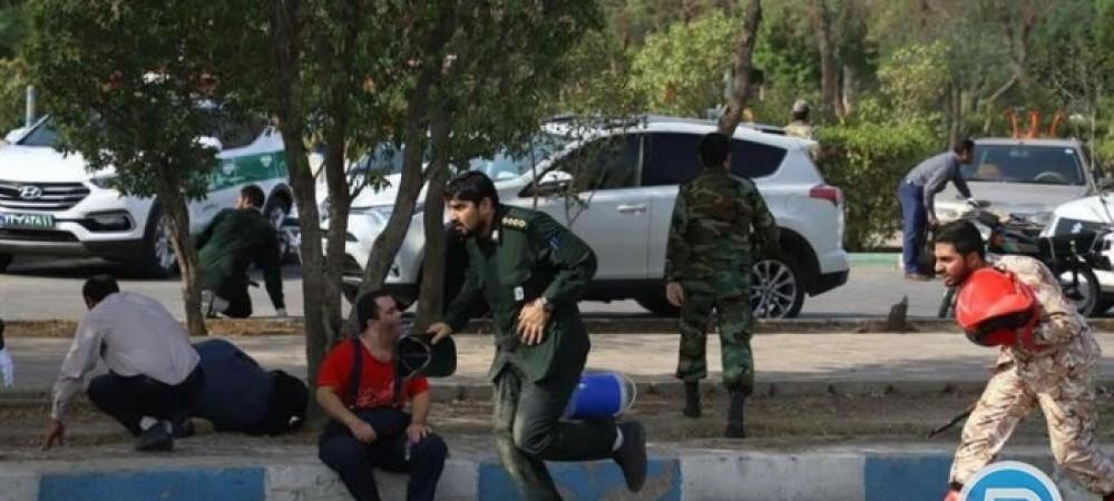 لحظه دستگیری تروریست گروهک الاهوازی