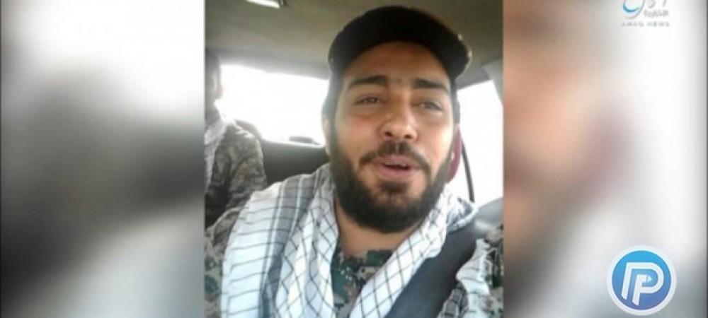 فیلمی که داعش از عوامل حمله تروریستی اهواز منتشر کرد
