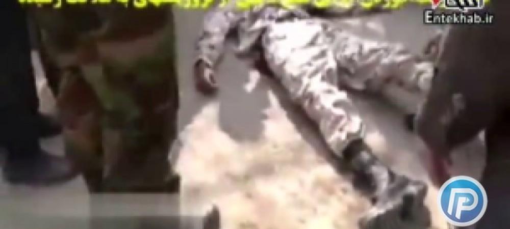 زنگ خوردن موبایل یکی از عوامل حمله تروریستی اهواز بعد از کشته شدنش