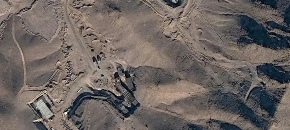 اماکن سری هسته ای ایران