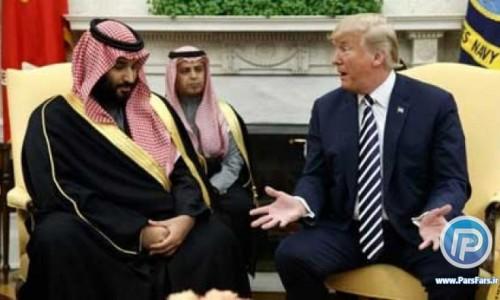 عربستان آمریکا را تهدید کرد