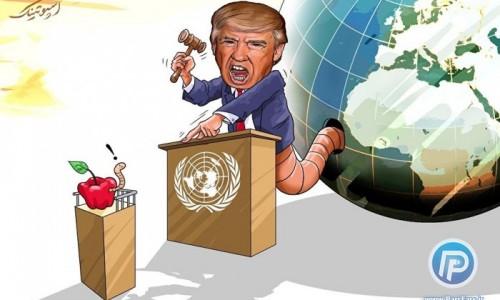 ظریف : سیاست آمریکا، یک رفتار سورئالیستی است