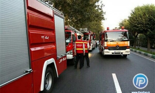مادر و دختر در آتش سوزی ویلا باغ دزفول جان خود را از دست دادند