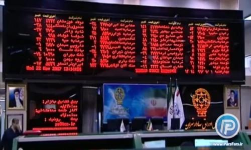 شاخص صنعت در بورس تهران ۷۶۰ واحد کاهش یافت