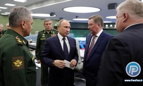 وزارت دفاع روسیه موشک فراصوت آوانگارد را آزمایش کرد