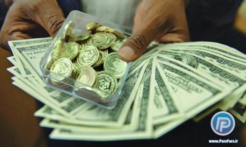 قیمت ارز، سکه و طلا دوشنبه، 24 دی 1397