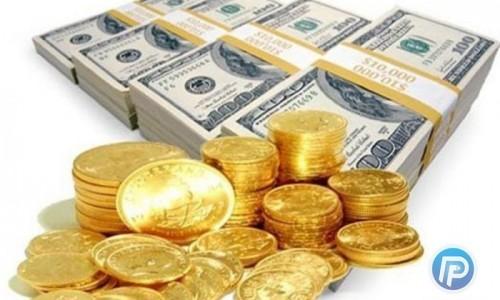 قیمت ارز، سکه و طلا سه شنبه، ۲۵ دی ۱۳۹۷