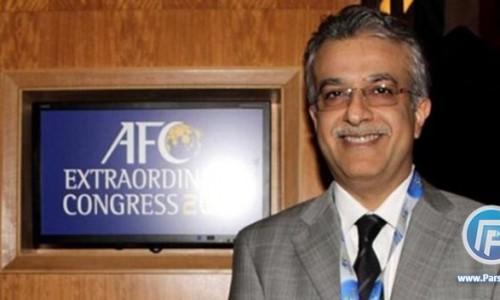پای رئیس AFC به بلیت فروشی بازی ایران-عراق باز شد!