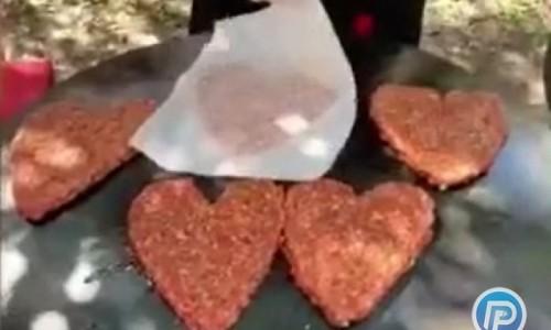 همبرگر قلبی؛ تقدیم به پدران مهربان