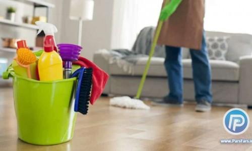 چندین راهکار خانه تکانی سریع برای مردان و زنان شاغل