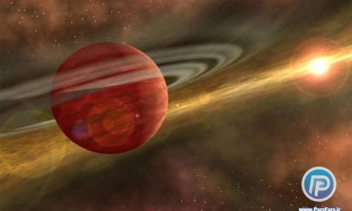 کشف سیاره گازی عظیم و جوان در فاصله ۳۰۰ سال نوری از زمین