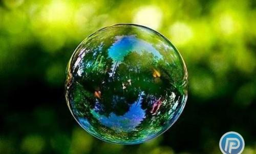 کشف راز چگونگی بزرگ شدن حبابهای صابونی