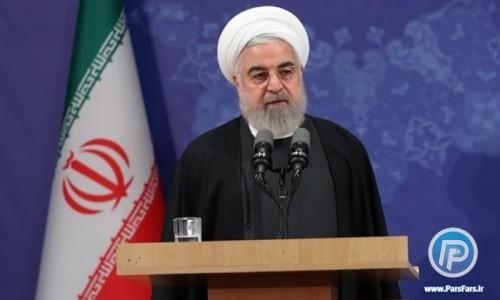 روحانی: برای اولین بار اقتصاد و بودجه بدون نفت را پشت سر گذاشتیم
