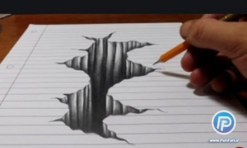 نقاشی های باحال و خلاقانه ای که با سایه اشیاء تکمیل میشه!
