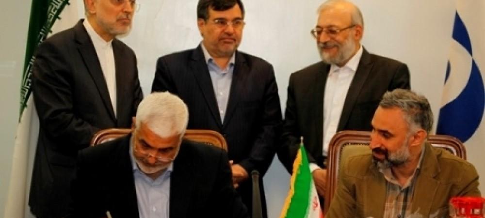 امضای 6 قرارداد میان سازمان انرژی اتمی و پژوهشگاه دانش های بنیادی