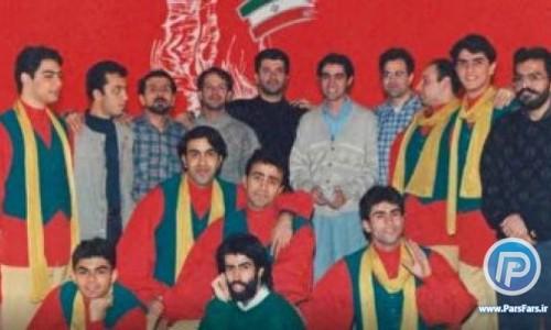 مصاحبه ای قدیمی از شهاب حسینی و نحوه ورودش به دنیای تصویر