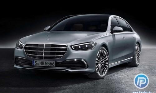 نگاهی به نسل جدید مرسدس بنز S500 2021