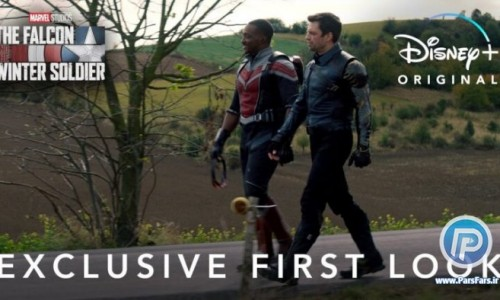 انتشار اولین تریلر سریال The Falcon and Winter Soldier