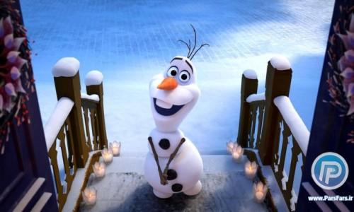 تریلر انیمیشن Once Upon a Snowman ماجراجویی اولاف برای یافتن هویتش را نشان میدهد