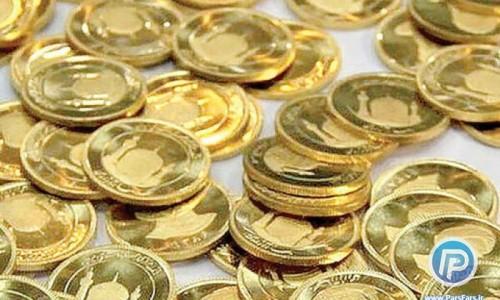 نرخ سکه و دلار پایانی 1400/02/25