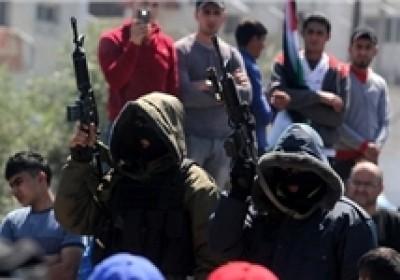 تظاهرات هزاران نفری در غزه در حمایت از اسرای فلسطینی