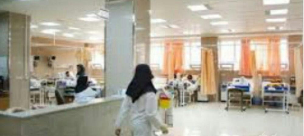 بازدید شبانه وزیر بهداشت از بیمارستان لقمان