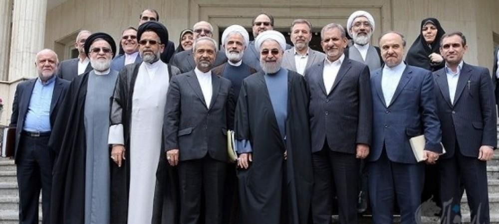 تغییرات احتمالی در کابینه حسن روحانی