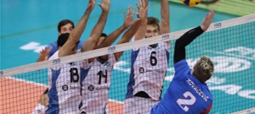 پیروزی برزیل و صربستان در پایان روز نخست هفته سوم