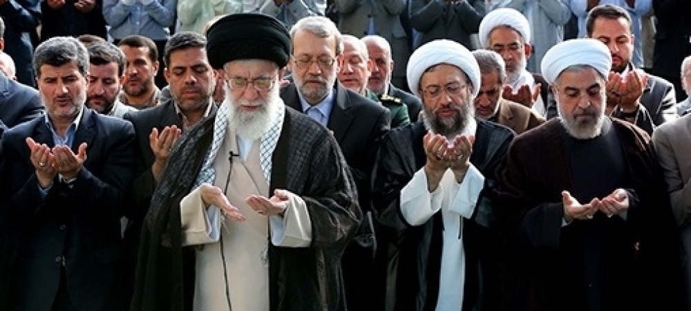 نماز عید فطر به امامت رهبر معظم انقلاب اقامه میشود