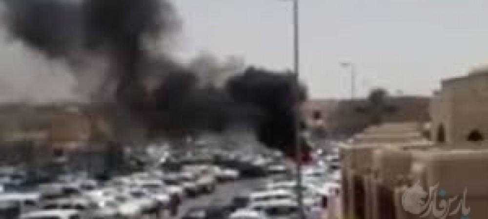 انفجار انتحاری در منطقه مکه