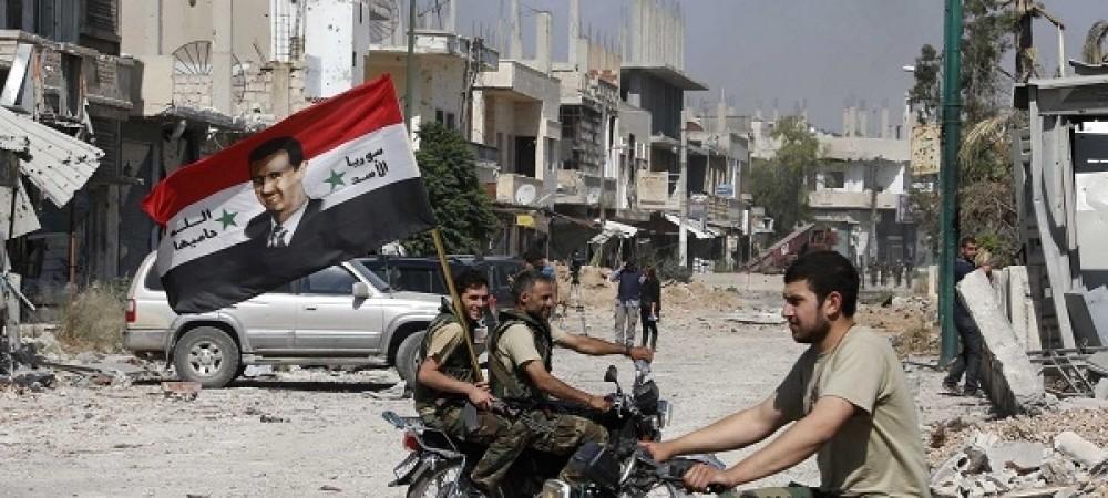 خطر ورود آمریکا به جنگ منطقهای با ایران در سوریه