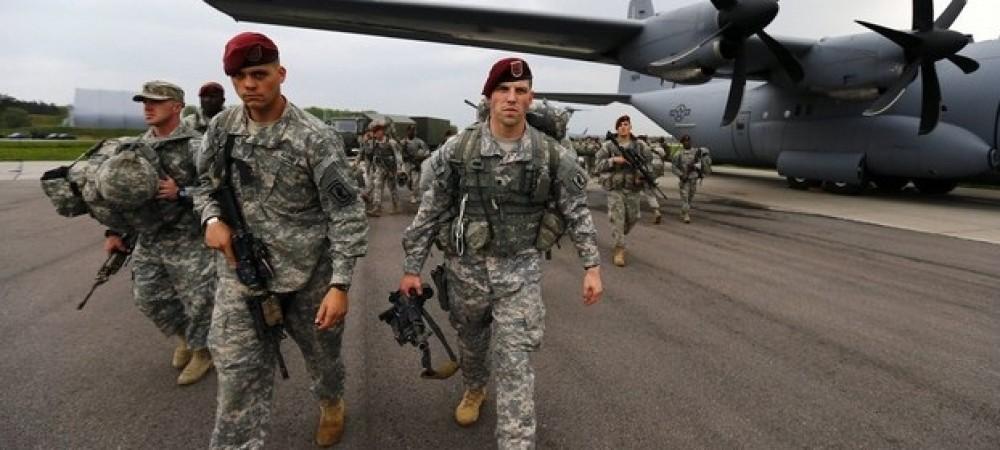 تعداد نیروهای آمریکایی در عراق و سوریه افزایش میابد